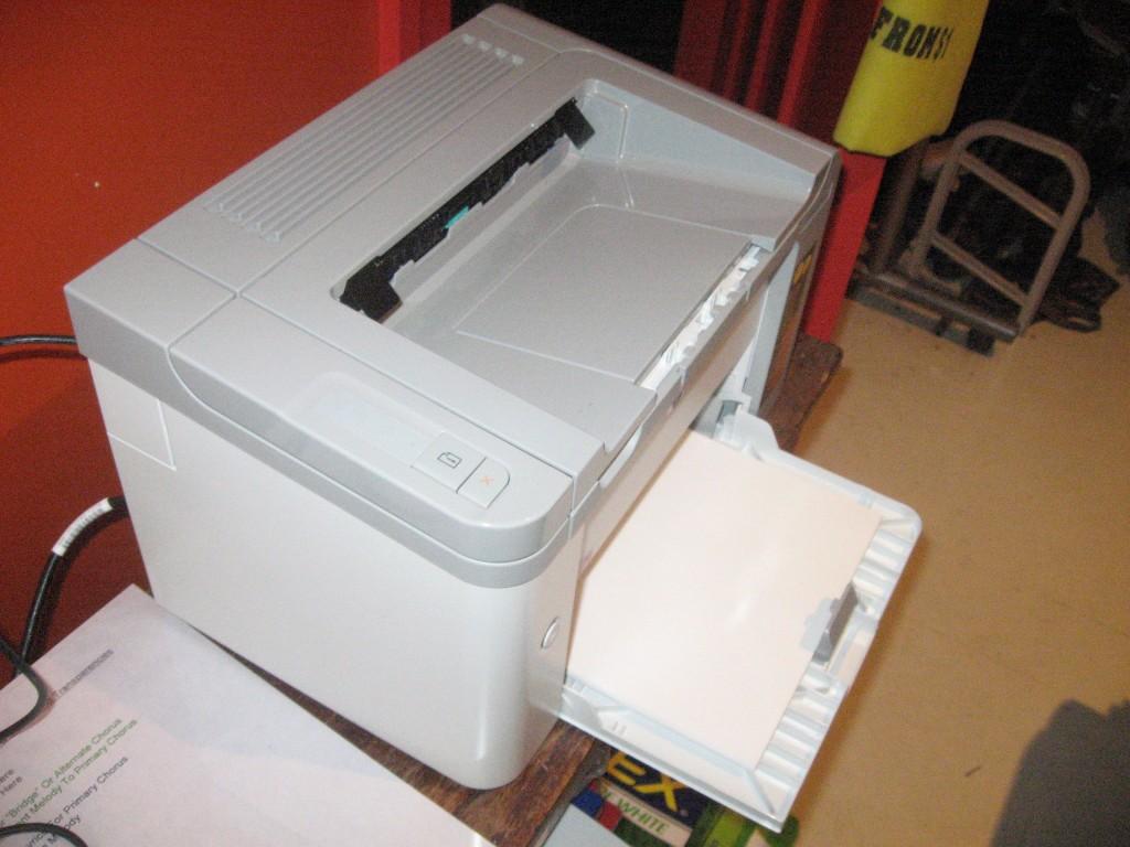 HP LaserJet Pro 1560 printer
