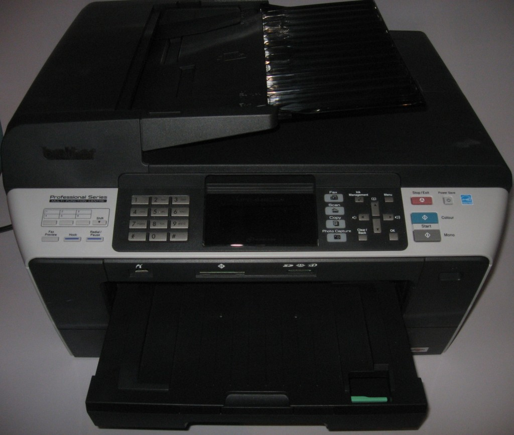 Brother MFC-6490CW A3 multifunction inkjet printer