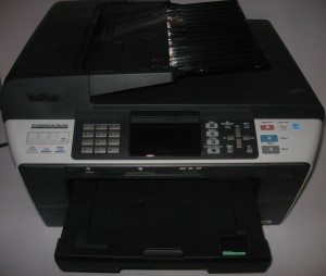 Brother MFC-6490CW A3 inkjet multifunction printer