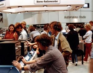 Micro Hi-Fi component systems at IFA 1981