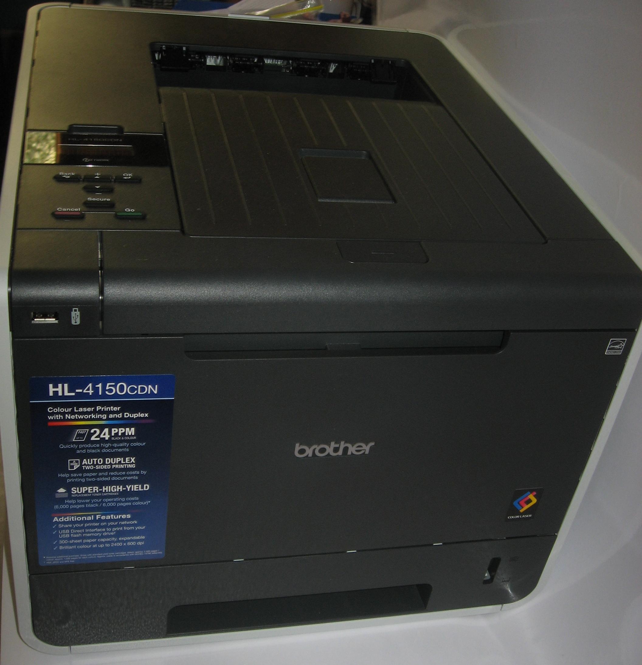 Brother HL-4150CDN Driver Software Download