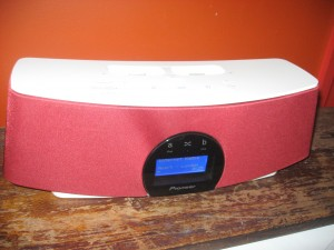 Pioneer NAC-3 Internet radio and iPod dock