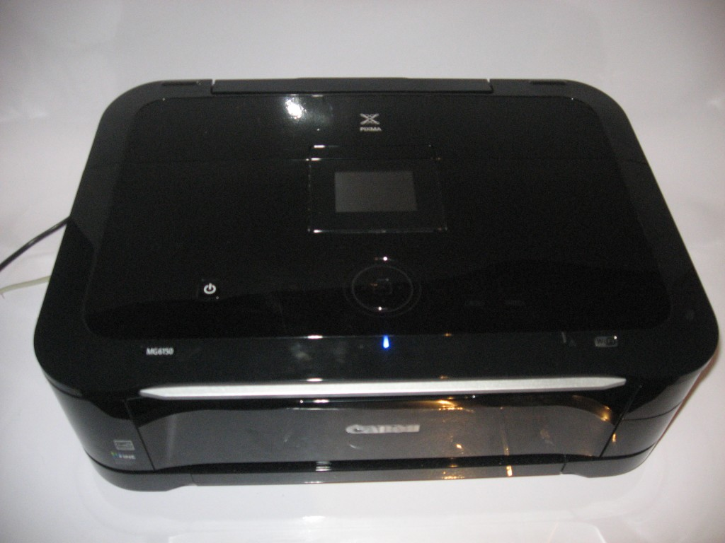Canon PIXMA MG-6150 Multifunction Inkjet Printer