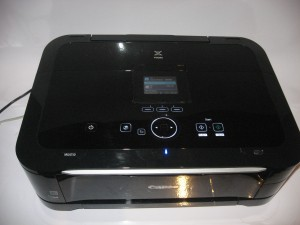 Canon PIXMA MG-6150 multifunction printer - operation mode
