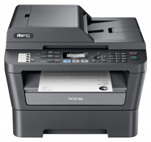 Brother MFC-7460DN monochrome laser multifunction printer
