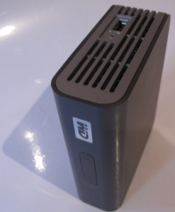 Western Digital WDTV Live network media adaptor