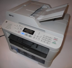 Brother MFC-7360N monochrome multifunction laser printer