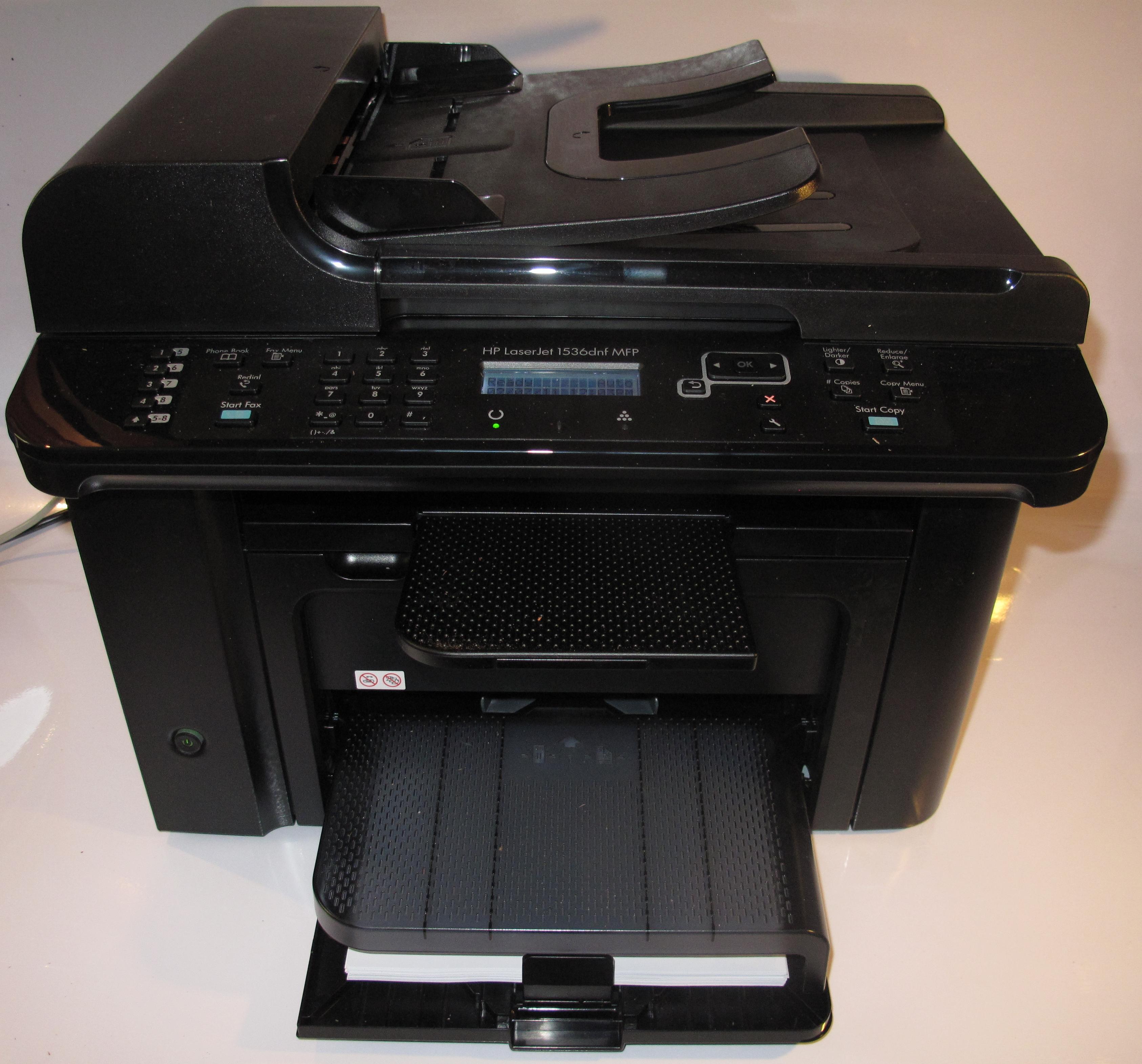 Hp Laserjet Pro M1530 Mfp Драйвер