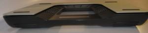 Cooler Master NotePal Infite Evo laptop cooling pad intake grilles