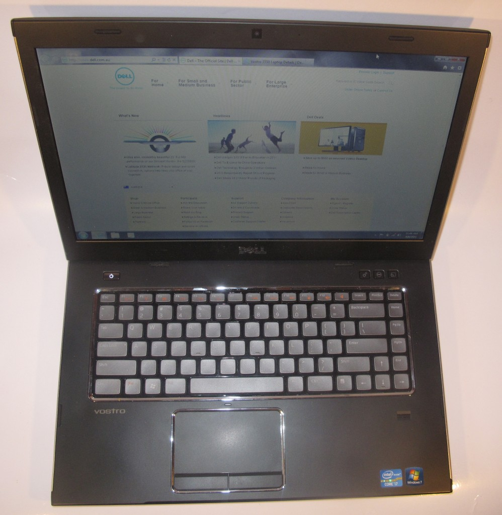 Dell Vostro 3550 business laptop
