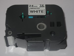Brother P-Touch PT-2730 label writer TZ label cartridge
