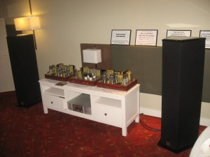 Valve (tube) amplifiers - the old school of hi-fi continues