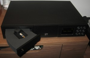 Naim Uniti network CD receiver