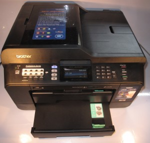 Brother MFC-J6910DW A3 inkjet multifunction printer