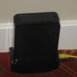 Seagate GoFlex Home NAS - an example of an entry-level NAS