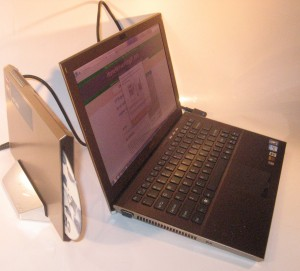 Sony VAIO Z Series and docking station