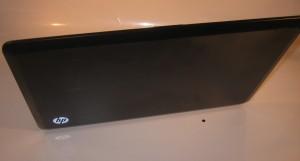 HP Envy 15-3000 Series laptop lid view