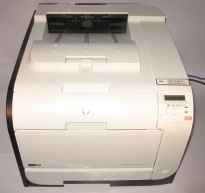 HP LaserJet Pro 400 Series colour laser printer