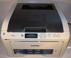 Brother HL-3075CW colour LED printer
