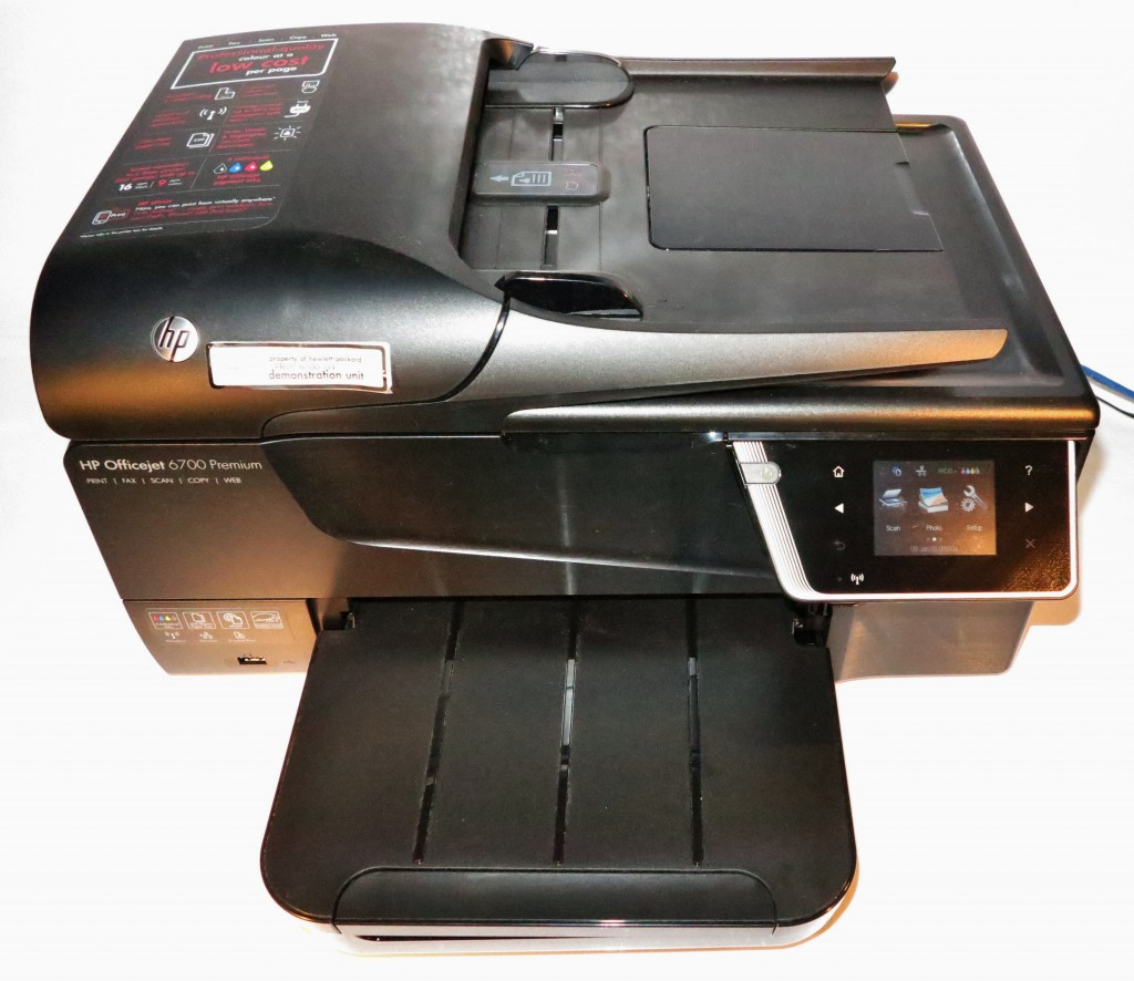 HP OfficeJet 6700 Premium business inkjet multifunction printer