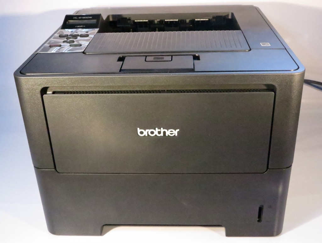 Brother HL-6180DW monochrome network laser printer