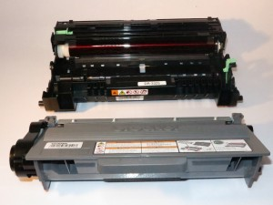 Brother HL-6180DN laser printer replaceable parts