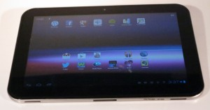 Toshiba AT300 10&quot; Android tablet computer
