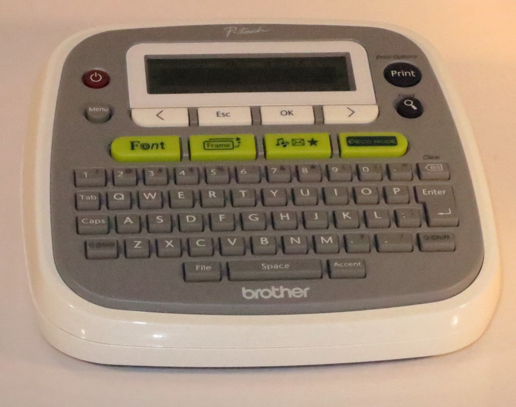 Brother P-Touch PT-D200 label writer