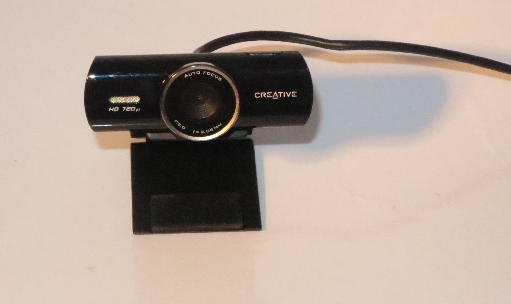 Creative Labs LiveCam Connect HD Webcam