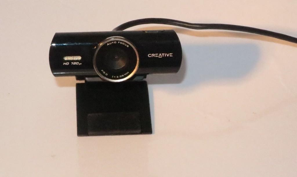 Creative Labs LiveCam Connect HD Webcam