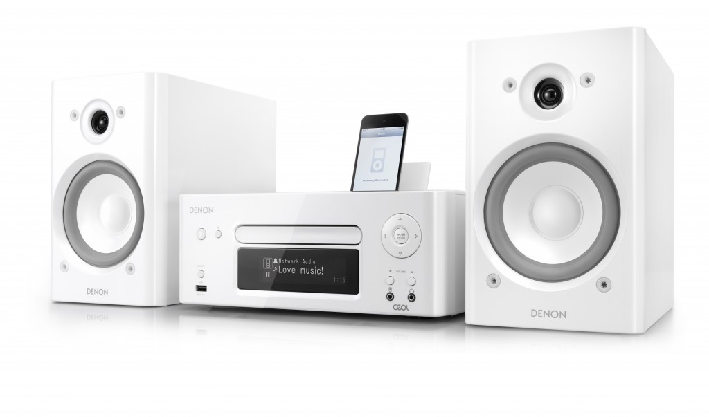Denon CEOL music system (Image courtesy of Denon)