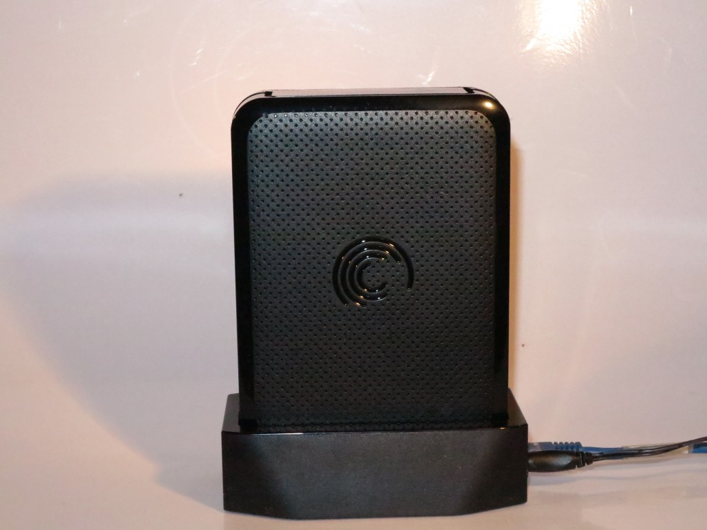 Seagate GoFlex Home network-attached storage