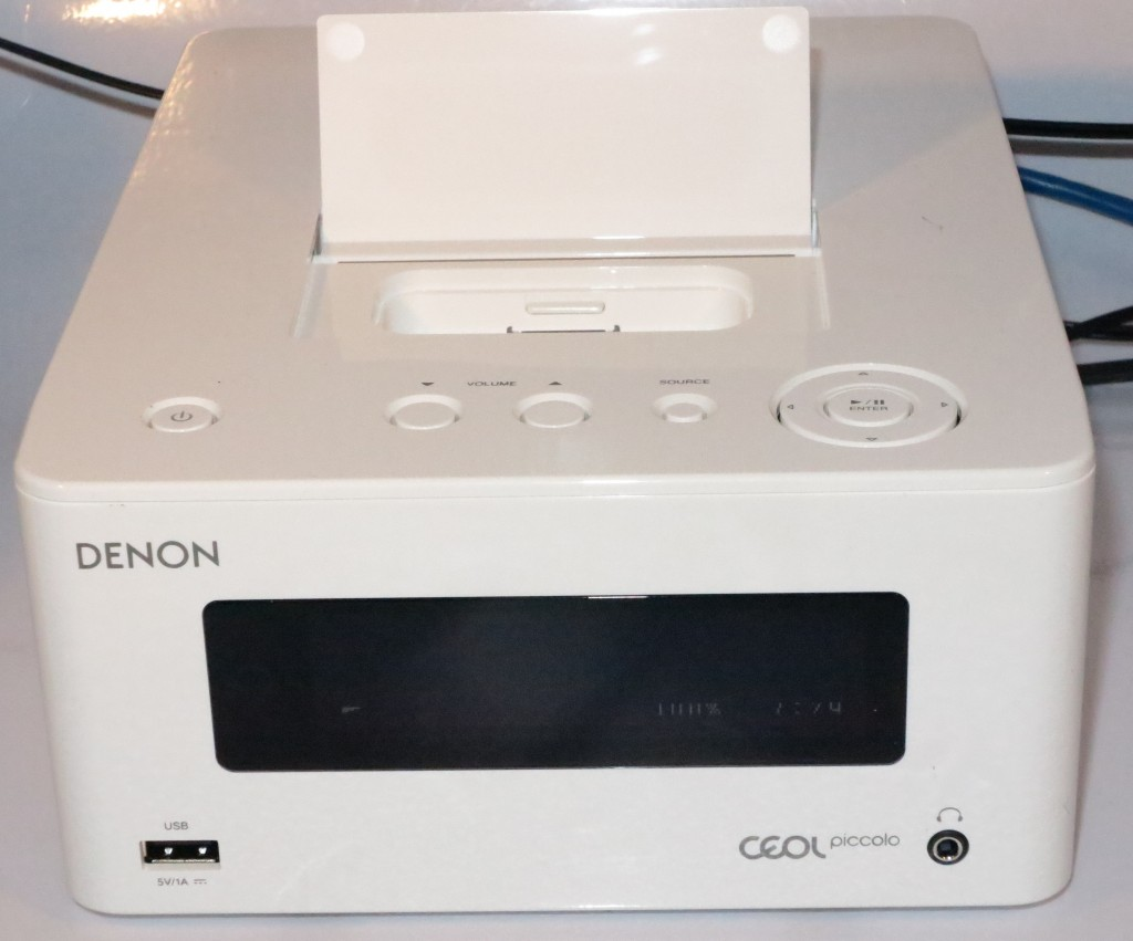 Denon CEOL Piccolo main unit