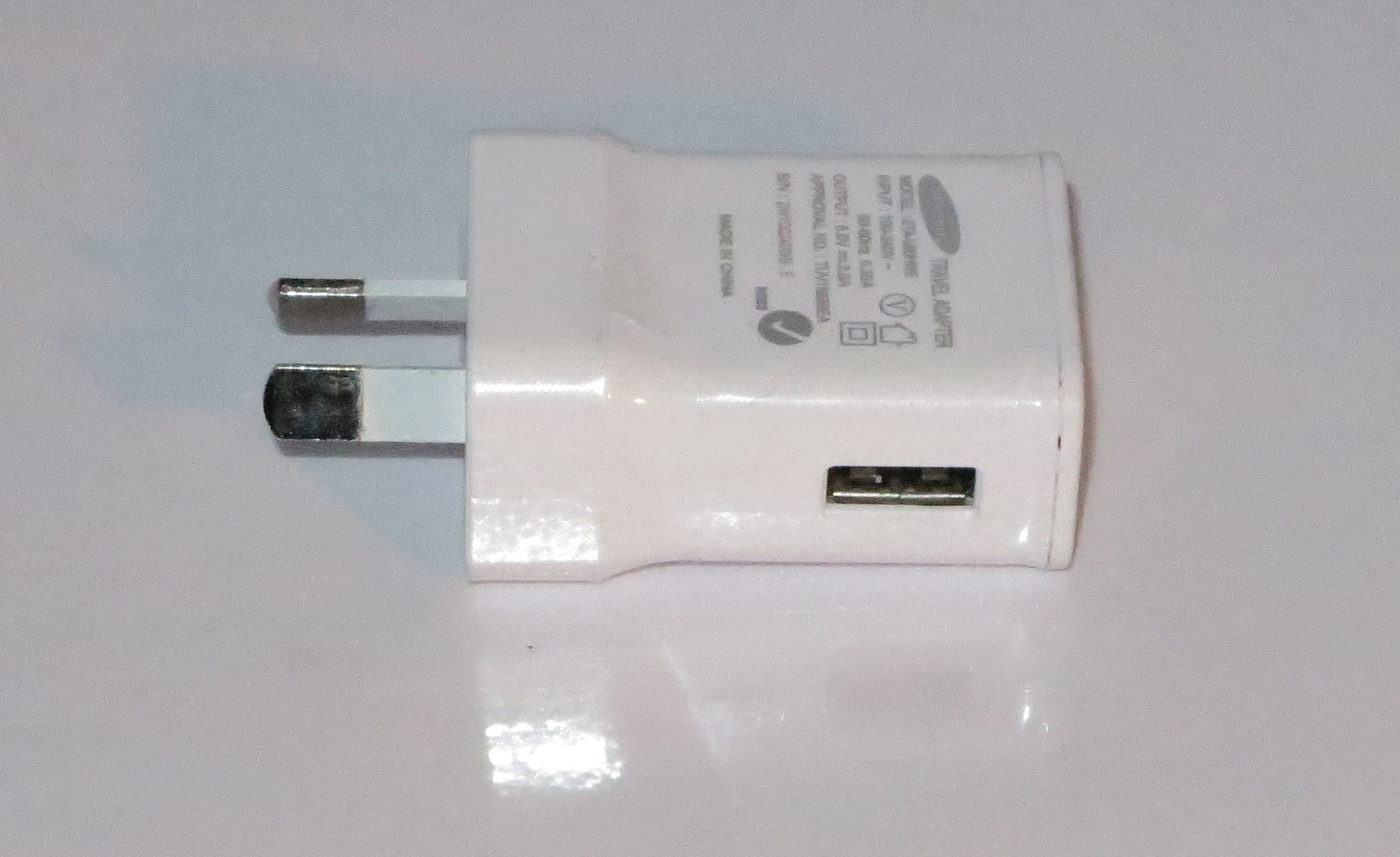 AC USB charger