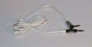 3.5mm to 3.5mm stereo audio cable