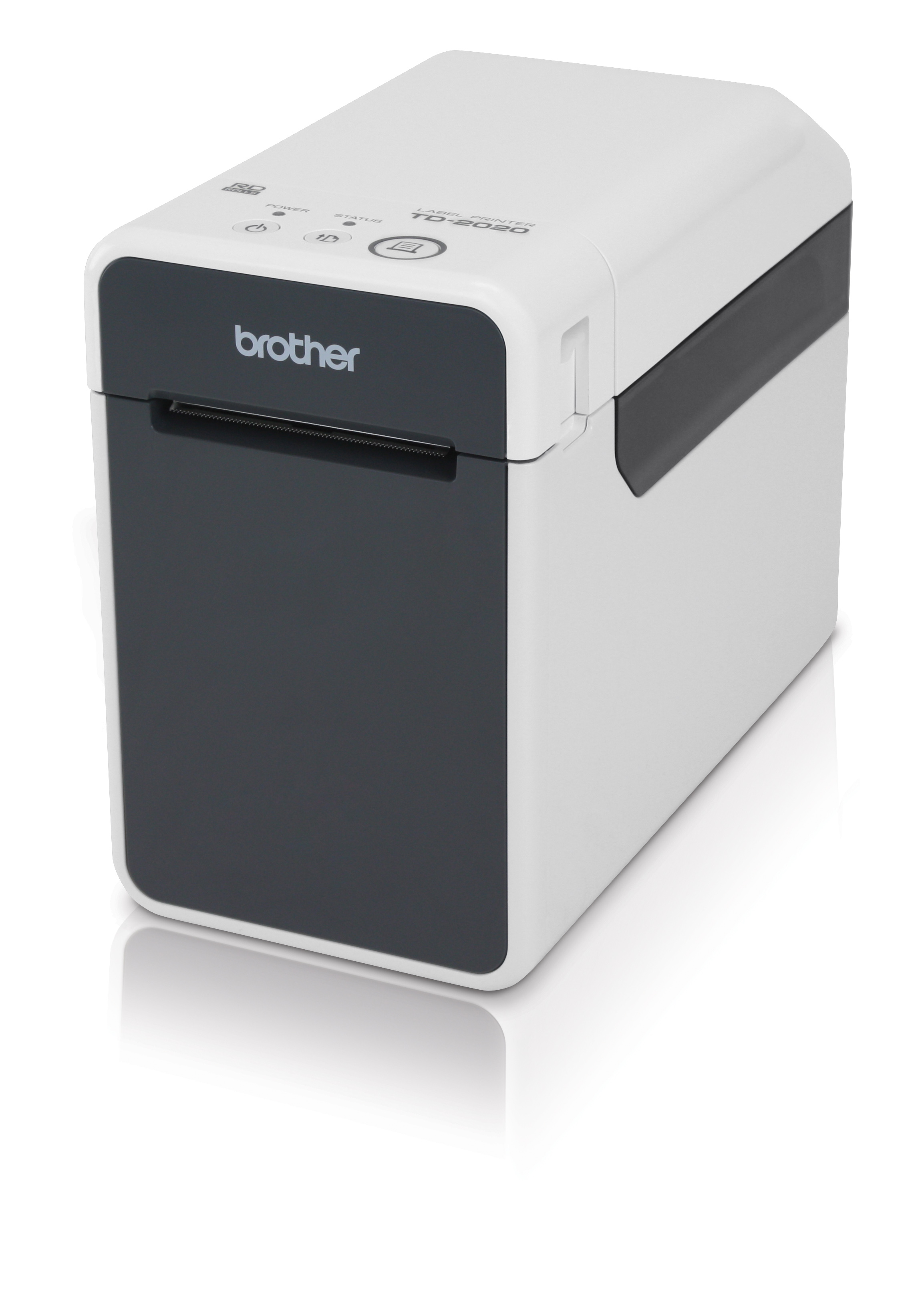 Brother TD-2120 network label / receipt printer (Brother press image)
