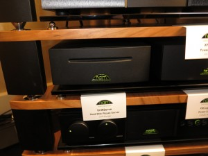 Naim UnitiServe - provides music va UPnP AV / DLNA to equipment independent of vendor