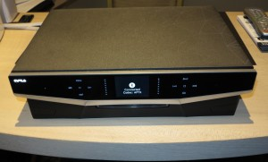 Cyrus Lyric network-enabled CD receiver