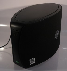 Pure Jongo T6 wireless speaker side view