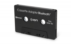 Ion Audio's new Bluetooth cassette adaptor
