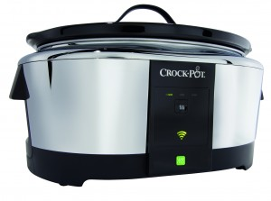 Belkin WeMo Crock-Pot slow-cooker - Belkin press image