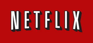 Netflix official logo - courtesy of Netflix