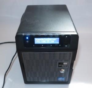 Western Digital Sentinel DS5100 Windows Server NAS