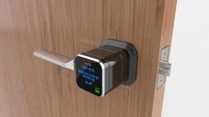 Genie Smart Lock - press image courtesy of Genie