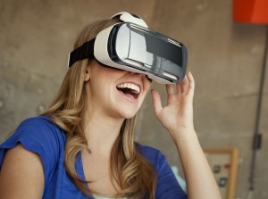 Samsung Gear VR goggles press picture courtesy of Samsung