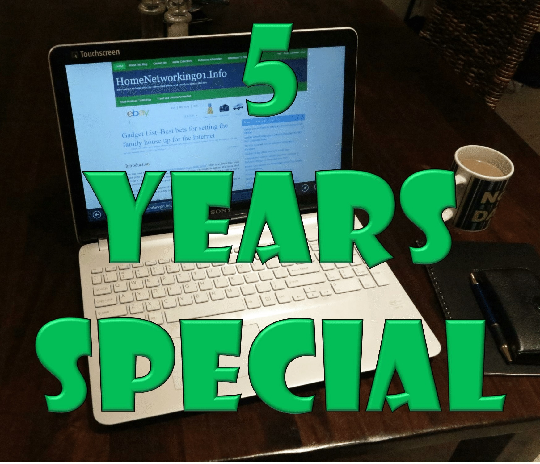 5 Years Special icon