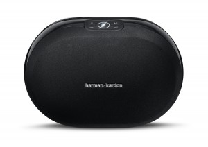 Harman-Kardon Omni 20 Black multiroom speaker press picture courtesy of Harman International