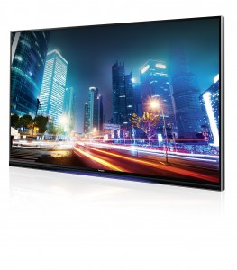 Panasonic VIERA AX900 Series 4K UHDTV press picture courtesy of Panasonic