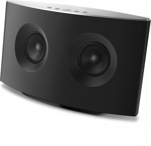 Philips SW-500M Spotify multiroom speaker press image courtesy of Philips