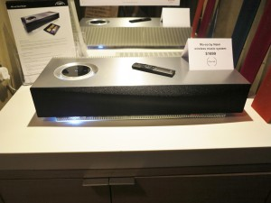 Naim mu-so wireless speaker
